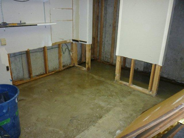 Flooded Basement | MoldPro | Alberta Asbestos and Mold Removal Specialists