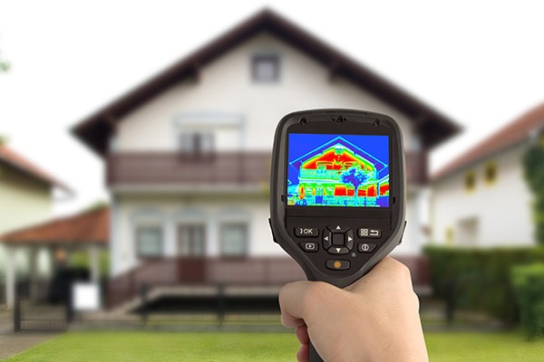 Infrared Thermo Scanning & Borescoping