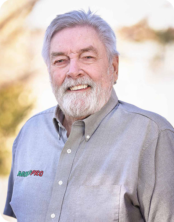 Peter Moonen - President | MoldPro | Alberta Asbestos and Mold Removal Specialists